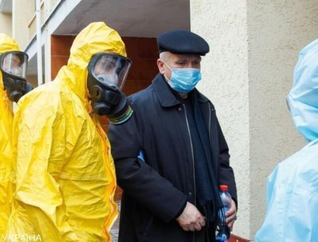 Волиняни, які контактували з хворими на коронавірус, перебуватимуть на карантині. Де?