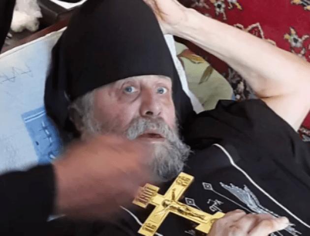 Священник, який одним із перших на Волині перейшов у ПЦУ, постригся у ченці