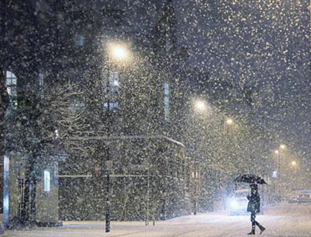 У Грузії посеред літа випав сніг. ВІДЕО