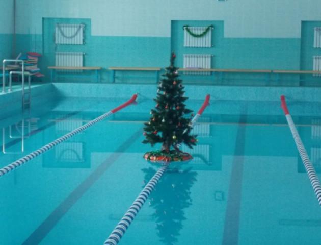 У луцькому політесі влаштують новорічний ранок у басейні