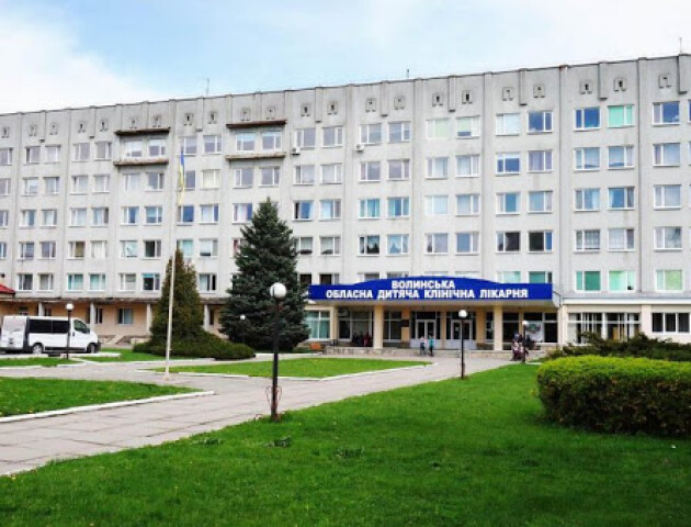 На ремонт неонатального центру у Луцьку витратять понад 27 мільйонів