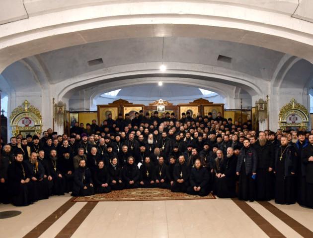 В УПЦ МП на Волині підтримали митрополита Онуфрія