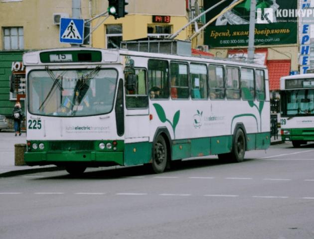 У Луцьку навчатимуть водіїв тролейбусів