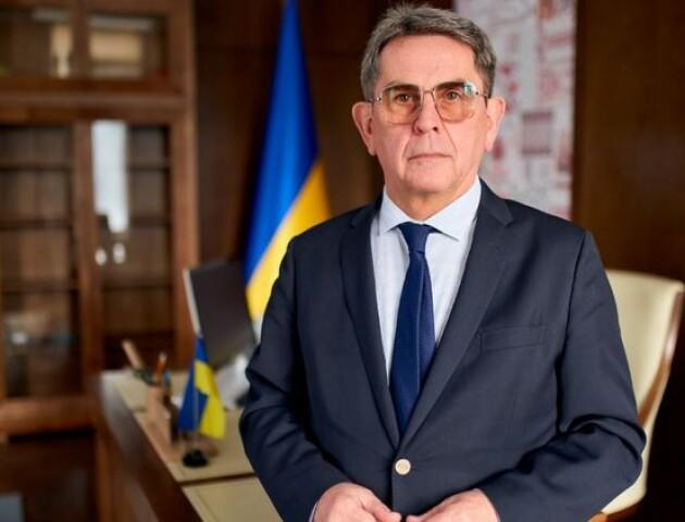Ємця звільнили з посади міністра охорони здоров'я