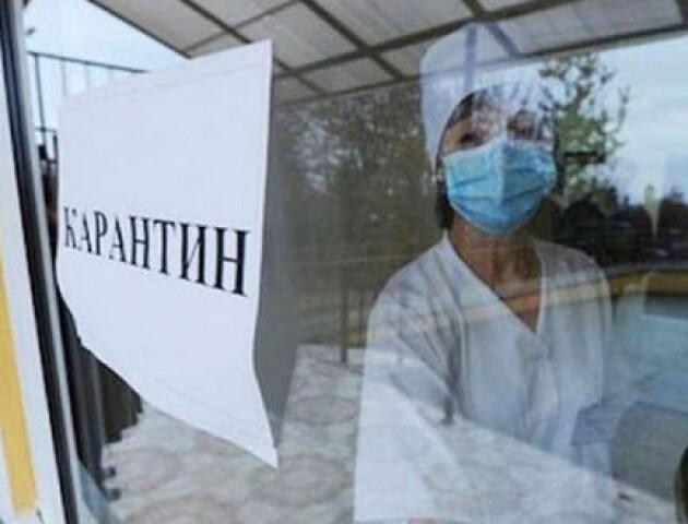 Україна потрапила до «червоної зони» за кількістю хворих на коронавірус