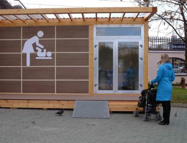 У Луцькому зоопарку плануть облаштувати будинок матері і дитини