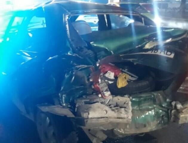 Автотроща на Відродження: поліція підтвердила, що водійка Audi Q5 була нетверезою