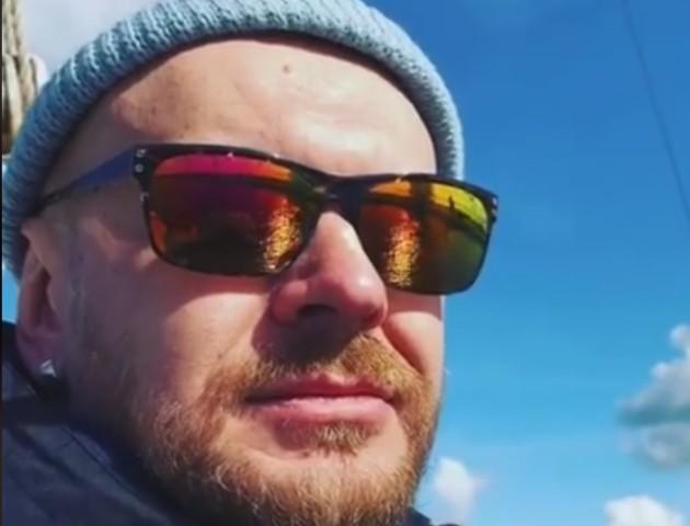 Положинський показав «живі окуляри». ВІДЕО