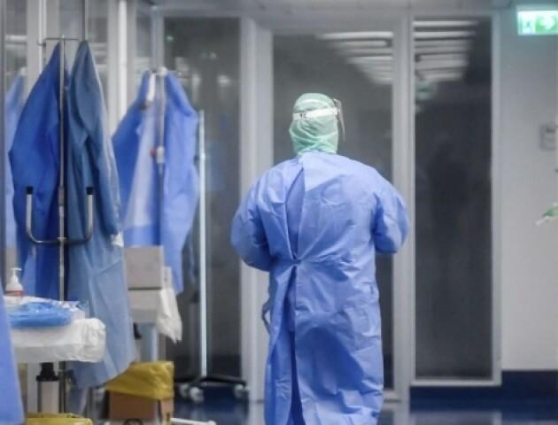 У ковідному шпиталі в Боголюбах зростає кількість хворих. Будуть додатково залучати медиків