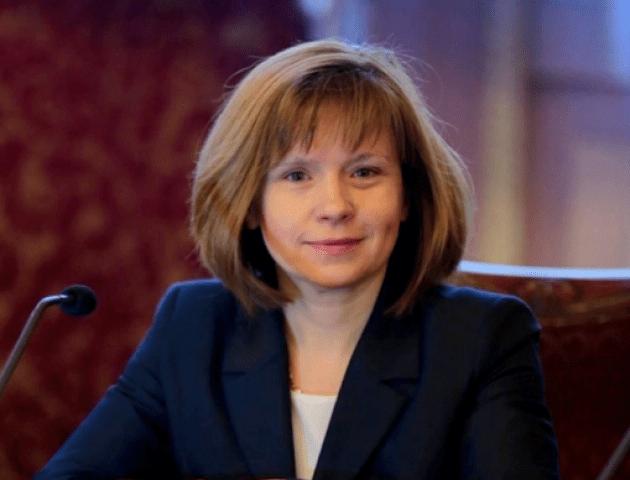 Уряд призначив нову виконувачку обов'язків міністра освіти