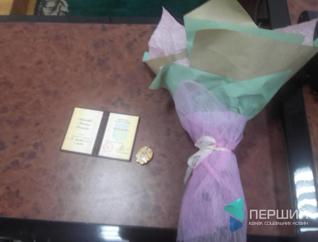Лучанка отримала звання «Мати-героїня»