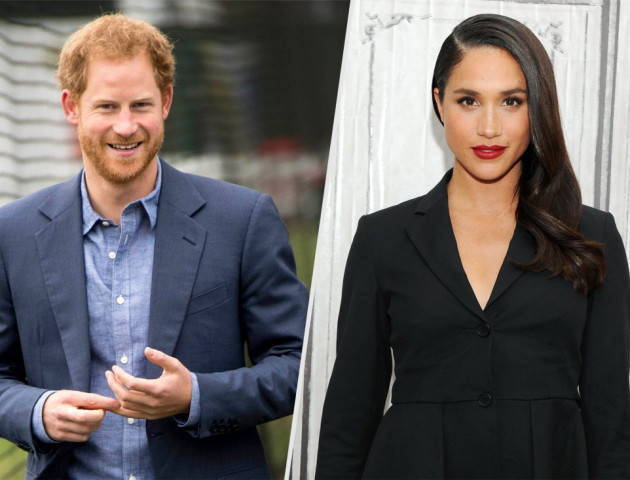 Стало відомо, коли одружаться Принц Гаррі і Меган Маркл