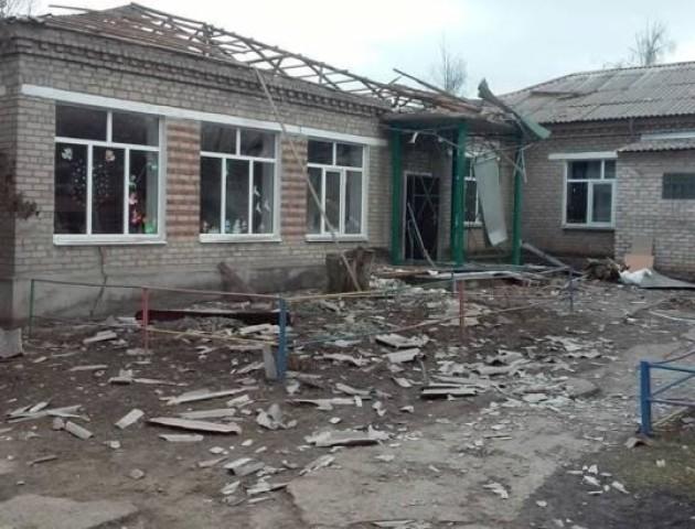 Військові розповіли, як бойовики били «градами» по мирному населенню