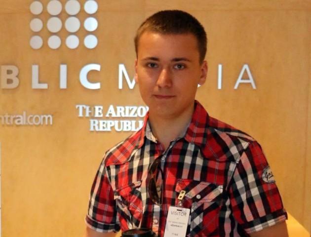 Волинянинздобув перемогу вконкурсі журналістських розслідувань