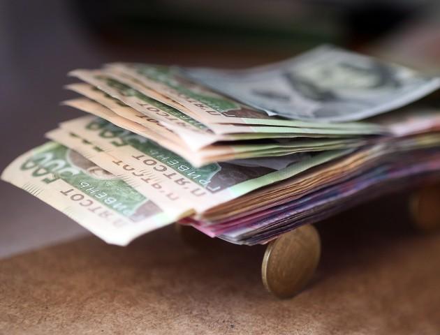 Якою була середня зарплата волинян у жовтні
