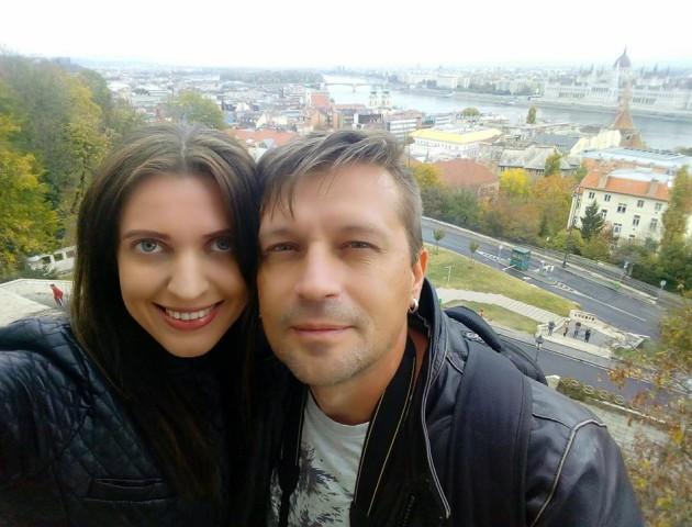 «Мені наснився Будапешт»: співачка з Луцька відзначила річницю з коханим в Угорщині