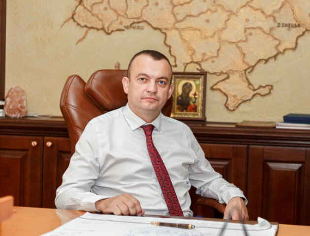 Звільнили начальника СБУ на Волині Юрія Фелонюка