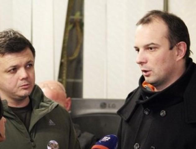 Нардепи Соболєв та Семенченко вийшли із «Самопомочі»
