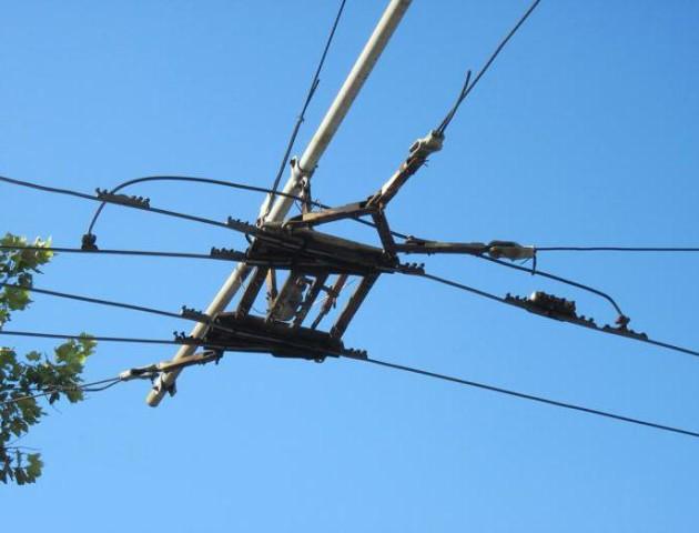 У Луцьку відремонтують контактну мережу на Гнідавській