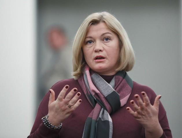 Чому Україна не висилає російських дипломатів, - пояснення Ірини Геращенко
