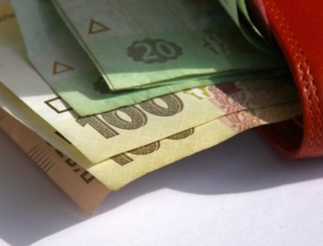 Лучани отримують найнижчу зарплату на Волині
