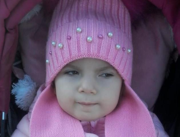 Померла маленька Єва Марчук. Збирають гроші на похорон
