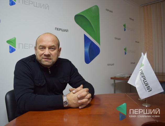 Людина з великою ідеєю завжди знайде стартовий капітал, – луцький бізнесмен Олег Рабочаускас