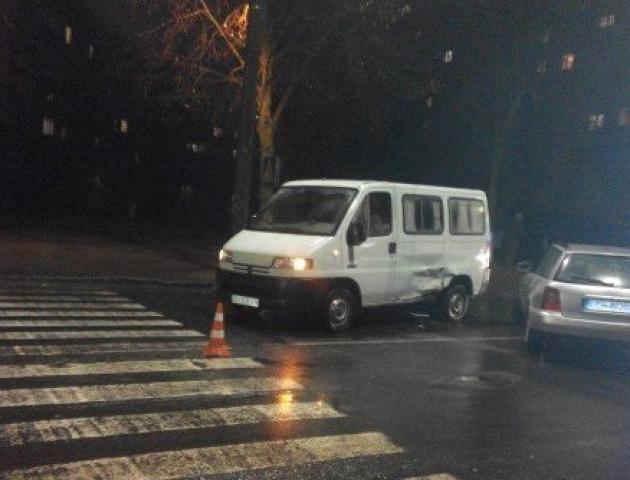Водій, який влаштував подвійну ДТП в Луцьку, виявився п'яним