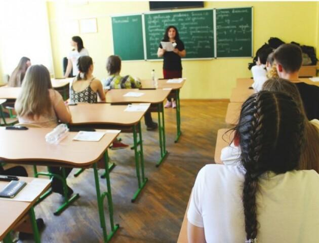 «При 37.2 не пустять».  Розповіли про роботу шкіл під час пандемії