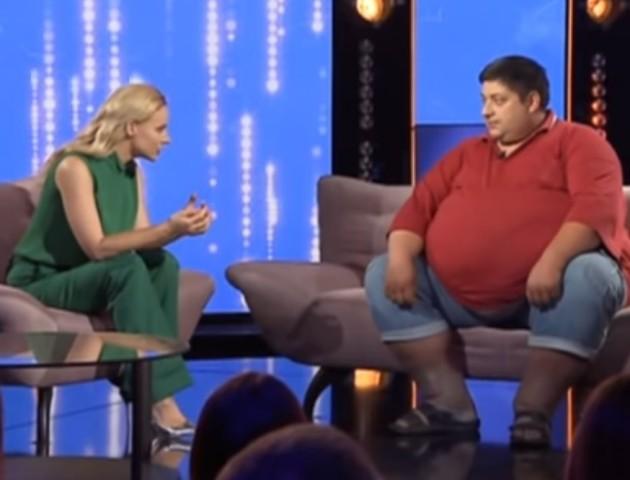 230-кілограмовий волинянин став героєм нового телешоу. ВІДЕО