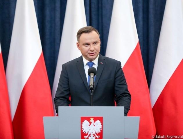 ЗМІ: На Волинь збирається Президент Польщі