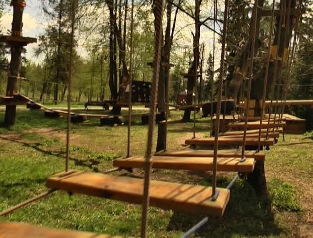 У Луцьку з'явиться ще один мотузковий парк
