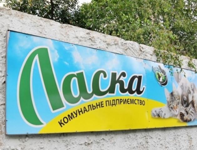ЄС виділив 90 тисяч євро на луцьке КП «Ласка»