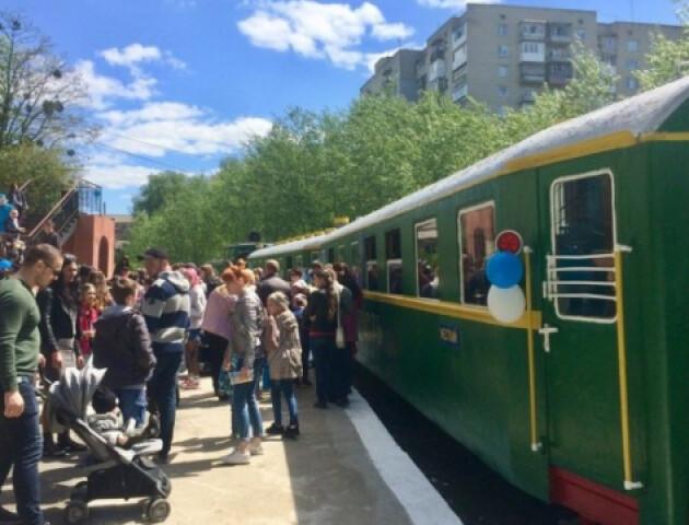 Лучани просять зберегти дитячу залізницю. Зареєстрували петицію