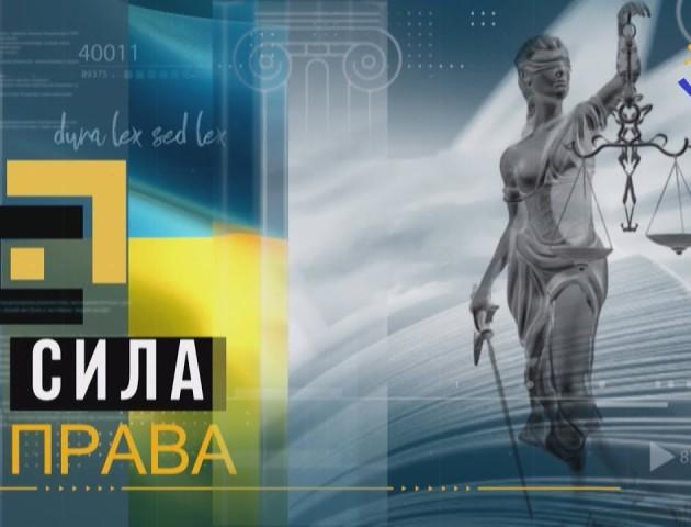 Всеукраїнський громадський рух «Сила права»