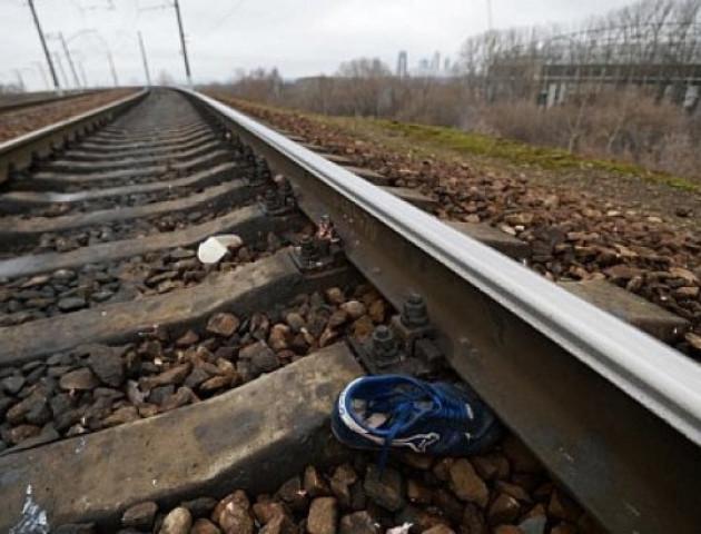 На Волині потяг наїхав на людину