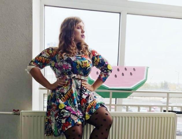 «80-кілограмова баришня осуджує 100-кілограмову за її жирок», - волинянка про моделей «плюс сайз»