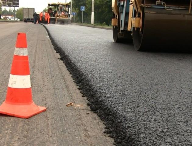 На Волині не освоїли всіх коштів на ремонт доріг