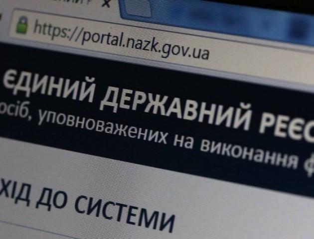 Волинські підприємства все частіше подають декларації в електронному форматі