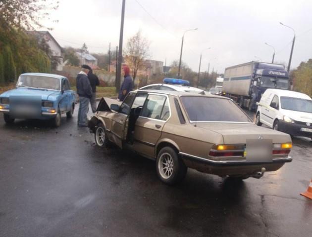 Сім аварій за день трапилося на дорогах Луцька. ФОТО