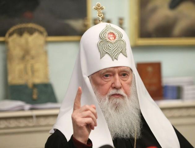 Філарет відмовився стати головою Єдиної помісної церкви в Україні, - ЗМІ