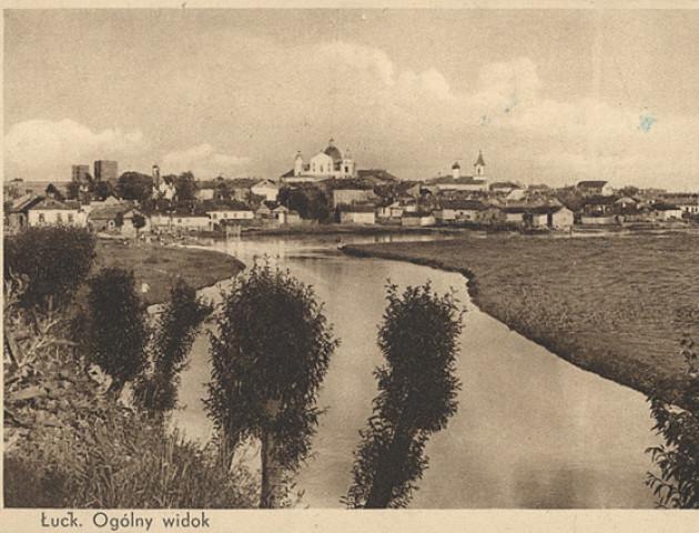 У 30 роках минулого століття в Луцьку проектували будинки з душами і терасами на дахах