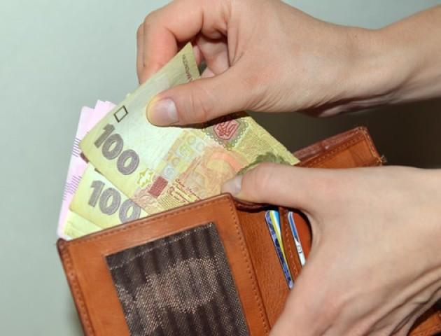 За рівнем зарплати Волинь випередила 5 областей