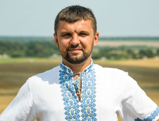 Ігор Гузь вітає волинян з Днем Незалежності України
