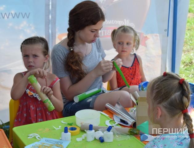 Цікавинки для дітей на «Бандерштаті». ФОТО