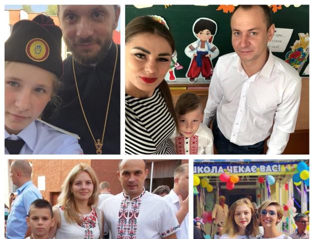 Відомі волиняни святкують День знань: про що пише Facebook