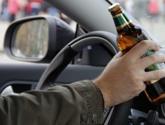 На Волині зловили 4 п'яних водіїв