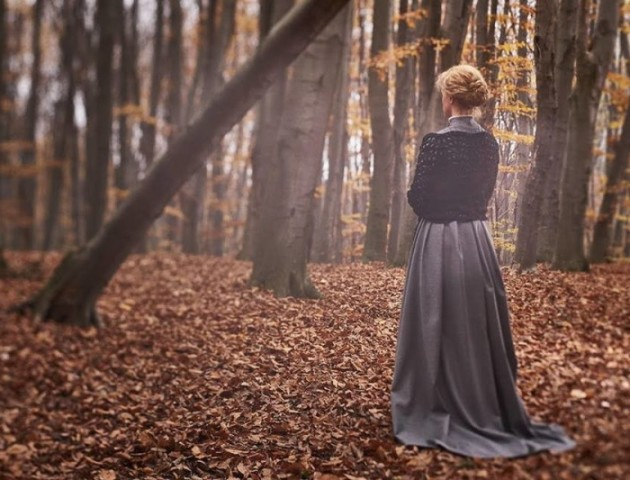 Виконавиця ролі Лесі Українки у фільмі грузинської режисерки збирається на Волинь. ВІДЕО