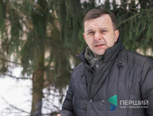 Ігор Алексєєв про партійні баталії в Луцьку: «На 99,9% - це чиста рафінована політика»