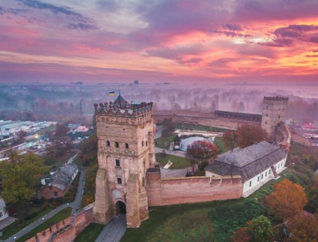 У Луцьку оголосили конкурс на кращу концепцію розвитку території біля замку
